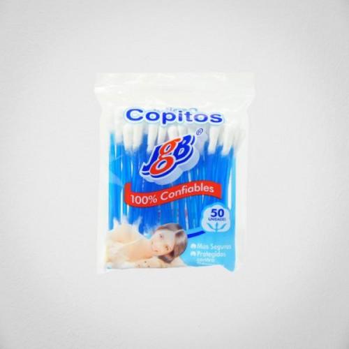 Copitos Algodón JGB 50 unds