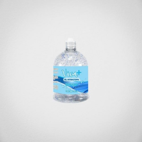 Gel Antibacterial Viva + x 500ml