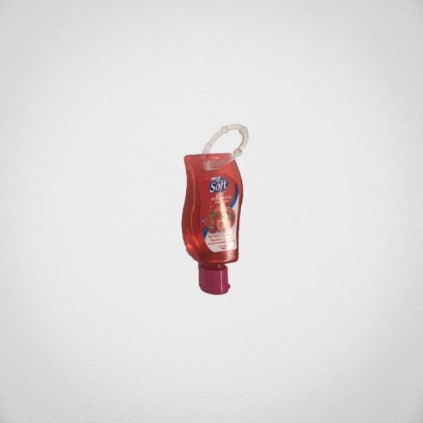 Gel frutos rojos llavero x 50 ml