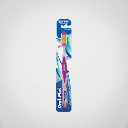 Cepillo oral plus calipso cerda suave