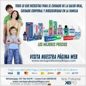 Salud oral, cuidado corporal y bioseguridad - Los mejores precios . 🖥Pagina web ventas: http://www.ventaprofesionalkbpo.com/ . Paga con Mercado Pago y protegerán el 100% de tu dinero. . ☝🏻 Recuerda que puedes hacer las compras a través de nuestra web, envíos a todo Colombia 💁🇦🇲 conoce todos los productos disponibles que tenemos para ti 📣 📣 llámanos📞 o escríbenos al WhatsApp📱. . INFORMACIÓN DE CONTACTO: . 📱Whatsapp: +57 311 7646475 📱Linea Cali: 4853050-4853030 📧Correo: ventas@ventaprofesionalkbpo.com . #odotologoscolombianos #familia #cali #colombia #bogota #medellin #saludoral #cremas #cepillos #sedas #enjuagues #bioseguridad #dientes #boca #higieneoral #saluddental #hiegienedental #coronavirus #COVID19