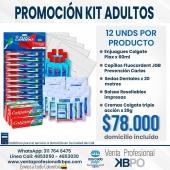 Promoción Kit Adultos . Link compra pagina web: https://www.ventaprofesionalkbpo.com/kits-ninos-y-adultos/191-promocion-kit-adultos.html . ☝🏻 Recuerda que puedes hacer las compras a través de nuestra web, envíos a todo Colombia 💁🇦🇲 conoce todos los productos disponibles que tenemos para ti 📣 📣 llámanos📞 o escríbenos al WhatsApp📱. . INFORMACIÓN DE CONTACTO: . 🖥Pagina web: http://www.ventaprofesionalkbpo.com/ 📱Whatsapp: +57 311 7646475 📧Correo: ventas@ventaprofesionalkbpo.com . #odontologoscolombianos #quedatencasa #cali #colombia #bogota #medellin #saludoral #cremas #cepillos #sedas #enjuagues #bioseguridad #dientes #boca #higieneoral #saluddental #hiegienedental #coronavirus #COVID19