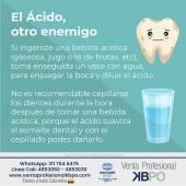El ácido otro enemigo para tus dientes . INFORMACIÓN DE CONTACTO: . 🖥Pagina web ventas: http://www.ventaprofesionalkbpo.com/ 📱Whatsapp: +57 311 7646475 📧Correo: ventas@ventaprofesionalkbpo.com . #odotologoscolombianos #familia #quedatencasa #cali #colombia #bogota #medellin #saludoral #cremas #cepillos #sedas #enjuagues #bioseguridad #dientes #boca #higieneoral #saluddental #hiegienedental #coronavirus #COVID19