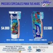 Precios especiales para tus hijos  . Cepillo + porta cabeza + crema 96g https://www.ventaprofesionalkbpo.com/kits/193-cepillo-porta-cabeza-crema-sin-fluor-96g-jgb.html . Cepillo + porta cabeza + crema 75g https://www.ventaprofesionalkbpo.com/kits/192-cepillo-porta-cabeza-crema-sin-fluor-75g-jgb.html . Paga con Mercado Pago y protegerán el 100% de tu dinero. . ☝🏻 Recuerda que puedes hacer las compras a través de nuestra web, envíos a todo Colombia 💁🇦🇲 conoce todos los productos disponibles que tenemos para ti 📣 📣 llámanos📞 o escríbenos al WhatsApp📱. . INFORMACIÓN DE CONTACTO: . 🖥Pagina web ventas: http://www.ventaprofesionalkbpo.com/ 📱Whatsapp: +57 311 7646475 📱Linea Cali: 4853050-4853030 📧Correo: ventas@ventaprofesionalkbpo.com . #fluocardent #jgb #odotologoscolombianos #familia #cali #colombia #bogota #medellin #saludoral #cremas #cepillos #sedas #enjuagues #bioseguridad #dientes #boca #higieneoral #saluddental #hiegienedental #coronavirus #COVID19