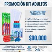 Promoción kit adultos Colgate . Link pagina web: https://www.ventaprofesionalkbpo.com/kits-adultos/210-promocion-x-12-kits-adultos-colgate-.html . INFORMACIÓN DE CONTACTO: . 🖥Pagina web ventas: http://www.ventaprofesionalkbpo.com/ 📱Whatsapp: +57 311 7646475 📧Correo: ventas@ventaprofesionalkbpo.com . #odotologoscolombianos #familia #quedatencasa #cali #colombia #bogota #medellin #saludoral #cremas #cepillos #sedas #enjuagues #bioseguridad #dientes #boca #higieneoral #saluddental #hiegienedental #coronavirus #COVID19