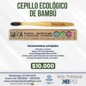 Cepillo ecológico de bambú . Link pagina web: https://www.ventaprofesionalkbpo.com/cepillos/25-cepillo-ecologico-de-bambu.html . INFORMACIÓN DE CONTACTO: . 🖥Pagina web ventas: http://www.ventaprofesionalkbpo.com/ 📱Whatsapp: +57 311 7646475 📧Correo: ventas@ventaprofesionalkbpo.com . #cepillobambu #odotologoscolombianos #familia #quedatencasa #cali #colombia #bogota #medellin #saludoral #cremas #cepillos #sedas #enjuagues #bioseguridad #dientes #boca #higieneoral #saluddental #hiegienedental #coronavirus #COVID19