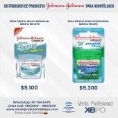 Sedas dentales Johnson & Johnson . Link pagina web: https://www.ventaprofesionalkbpo.com/16-sedas . INFORMACIÓN DE CONTACTO: . 🖥Pagina web ventas: http://www.ventaprofesionalkbpo.com/ 📱Whatsapp: +57 311 7646475 📧Correo: ventas@ventaprofesionalkbpo.com . #odotologoscolombianos #familia #quedatencasa #cali #colombia #bogota #medellin #saludoral #cremas #cepillos #sedas #enjuagues #bioseguridad #dientes #boca #higieneoral #saluddental #hiegienedental #coronavirus #COVID19