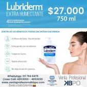 Lubriderm Extra humectante 750 ml . Link venta Lubriderm pagina web: https://www.ventaprofesionalkbpo.com/cuidado-de-la-piel/56-crema-lubriderm-humectante.html . ☝🏻 Recuerda que puedes hacer las compras a través de nuestra web, envíos a todo Colombia 💁🇦🇲 conoce todos los productos disponibles que tenemos para ti 📣 📣 llámanos📞 o escríbenos al WhatsApp📱. . INFORMACIÓN DE CONTACTO: . 🖥Pagina web ventas: http://www.ventaprofesionalkbpo.com/ 📱Whatsapp: +57 311 7646475 📱Linea Cali: 4853050-4853030 📧Correo: ventas@ventaprofesionalkbpo.com . #niños #papásfelices #odontologoscolombianos #familia #blog #quedatencasa #cali #colombia #bogota #medellin #saludoral #cremas #cepillos #sedas #enjuagues #bioseguridad #dientes #boca #higieneoral #saluddental #hiegienedental #coronavirus #COVID19