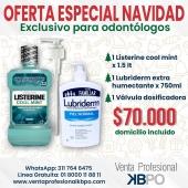 Oferta: Listerine 1.5 lt + 1 lubriderm 750 ml + Válvula . Link oferta pagina web: https://www.ventaprofesionalkbpo.com/enjuagues/130-oferta1.html . INFORMACIÓN DE CONTACTO: . 🖥Pagina web ventas: http://www.ventaprofesionalkbpo.com/ 📱Whatsapp: +57 311 7646475 📧Correo: ventas@ventaprofesionalkbpo.com . #odotologoscolombianos #familia #quedatencasa #cali #colombia #bogota #medellin #saludoral #cremas #cepillos #sedas #enjuagues #bioseguridad #dientes #boca #higieneoral #saluddental #hiegienedental #coronavirus #COVID19